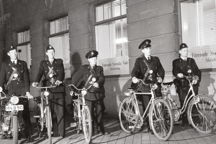 Securitas History - From a team of three to a global force