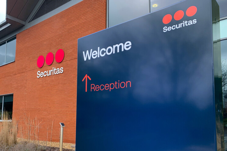Securitas branch near you