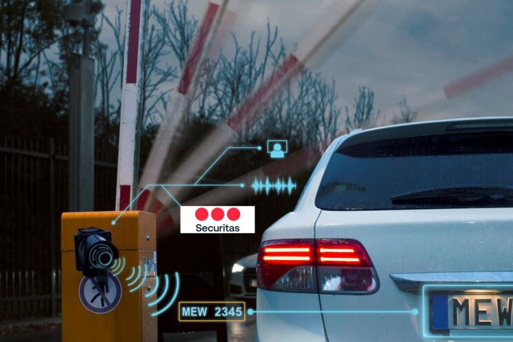 eVrátnice Securitas umožňuje bezobslužné odbavení vozidel i pěších návštěvníků. Zvyšuje komfort i rychlost odbavení a snižuje náklady vynaložené na ostrahu.