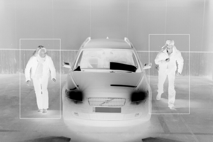 CCTV analytics with thermal imaging