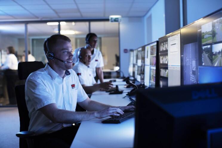 Dohledové centrum securitas (PCO) patří k nejmodernějším na světě.
