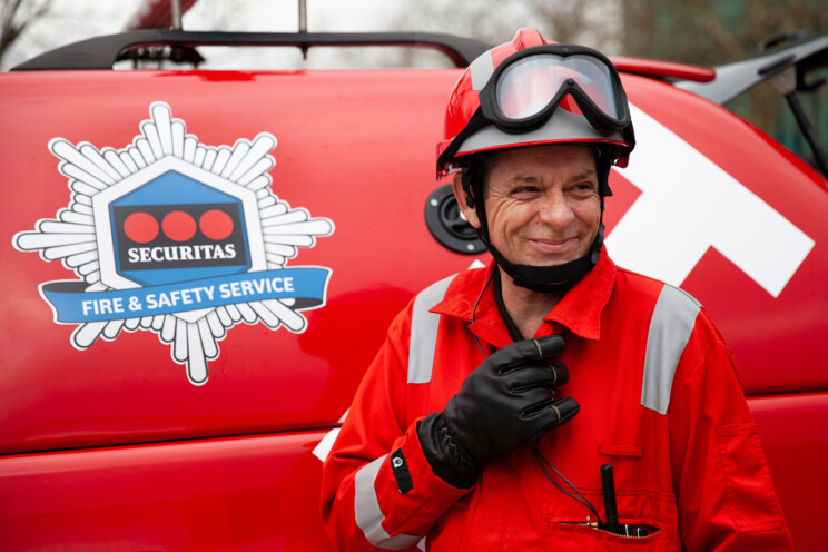 Fire Response services by Securitas UK
