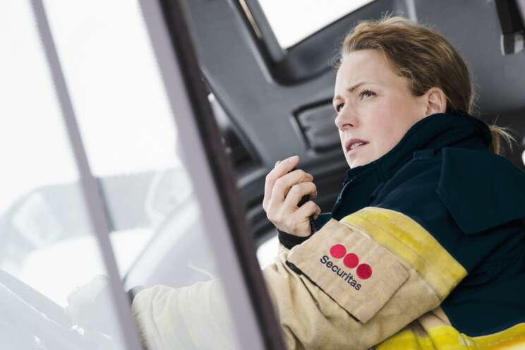 Fire and Safety by Securitas