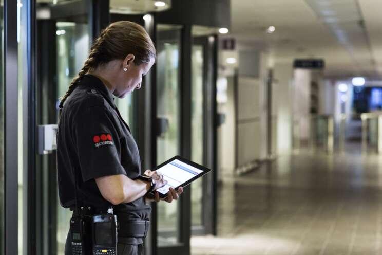 Securitas digitalizuje služby za pomocí komunikačního, informačního a evidenčního nástroje Securitas Vision