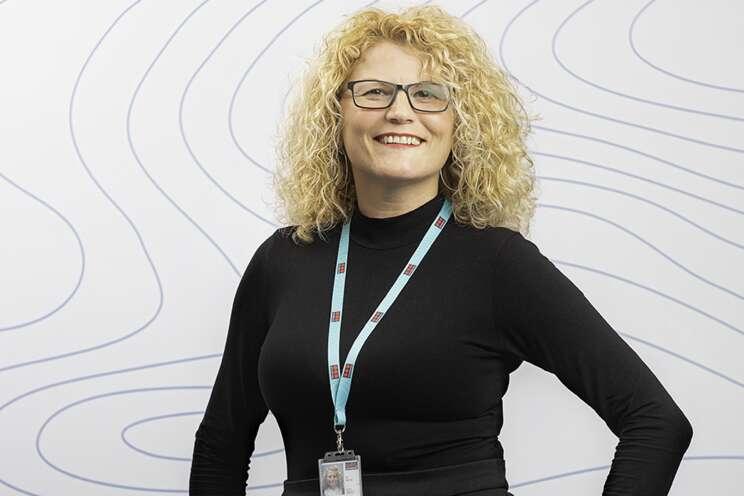 Lenka pracuje v Securitas v oddělení HR.