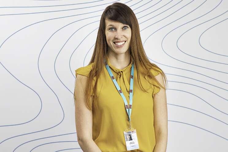 Martina pracuje v Securitas jako obchodní ředitelka.