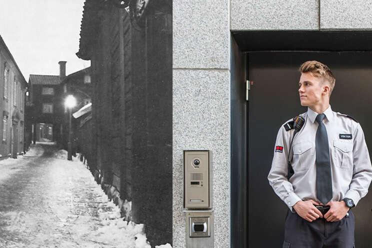 Vekter i 1929 og i dag
