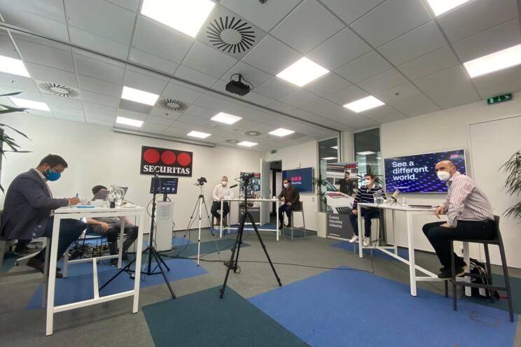 SECURITAS ČR uspořádala online workshop Trendy 2020 vs. 2021 s diskuzí expertů na kamerové systémy, umělou inteligenci a ochranu kritické infrastruktury a měkkých cílů.