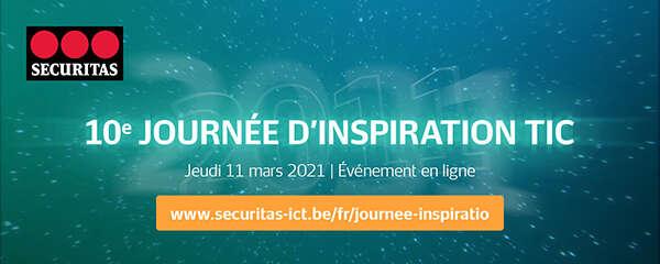 Securitas ICT inspiratie dag - Securitas TIC journée d'inspiration
