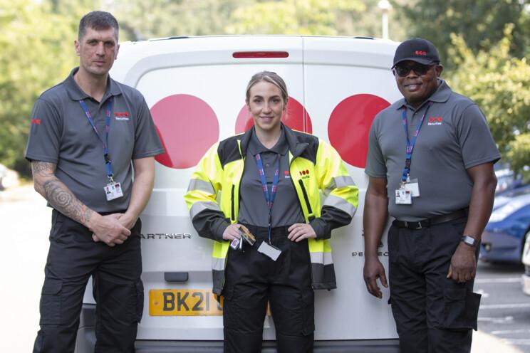 Security Officers -Securitas UK