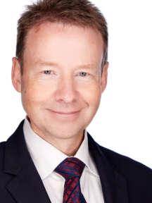Herbert Beuchat, CFO de Protectas, avec cravatte