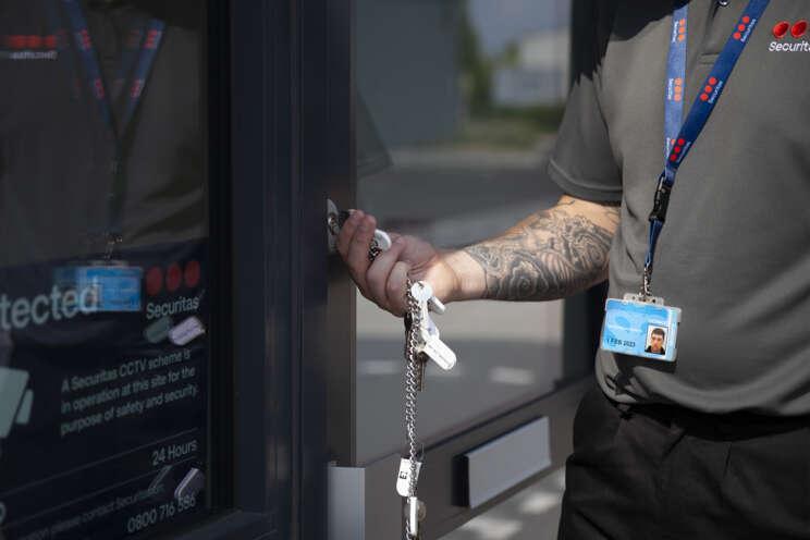 The benefits of Keyholding   Securitas UK