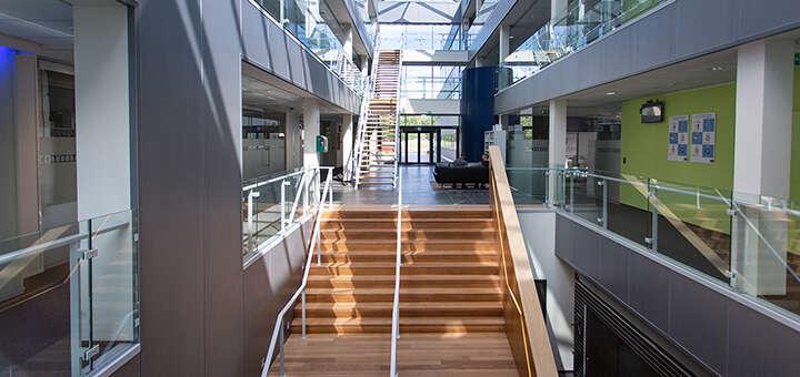 Building Securitas Academy Belgium formations