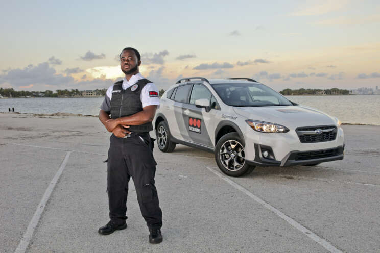 Securitas Mobile Guarding