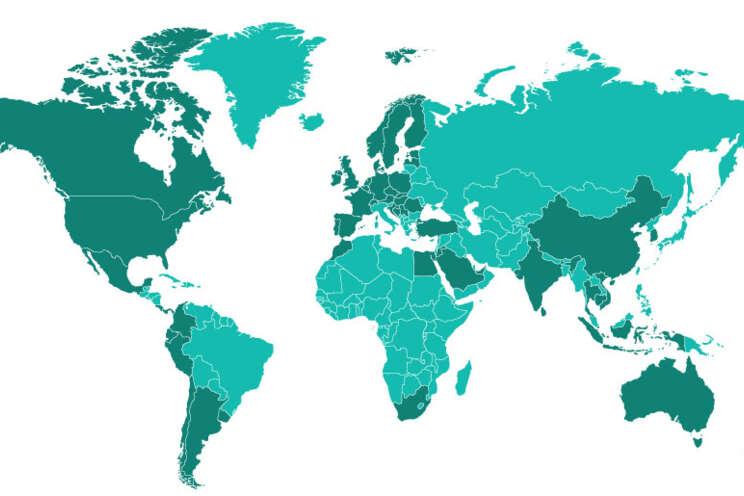 Securitas je lídr na globálním trhu bezpečnosti. Působí napříč pěti kontinenty ve více než 50ti zemích.