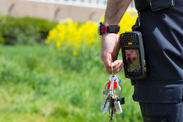 Securitas Keyholding service