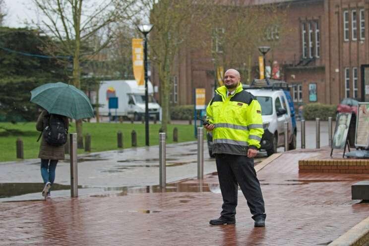 Securitas and the University of Southampton