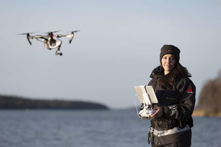 Specializovaná fyzická ostraha Securitas dokáže pracovat s moderními technologiemi