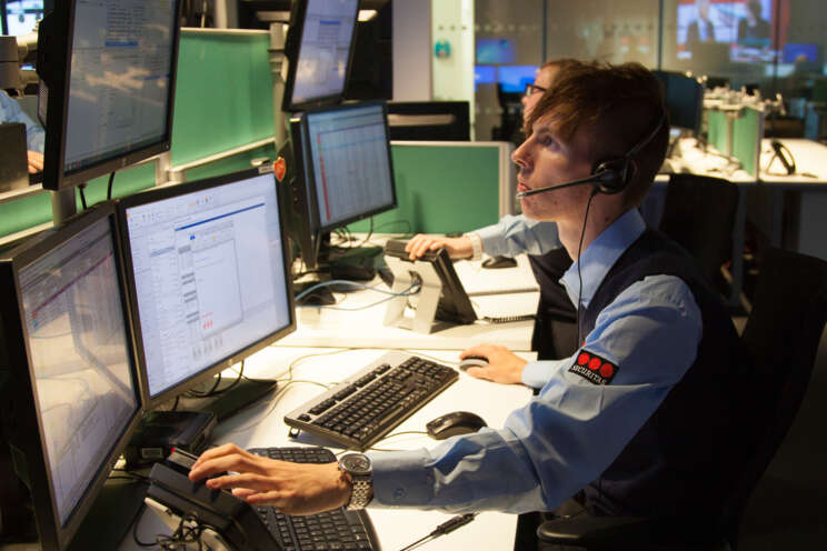 alarm monitoring by Securitas