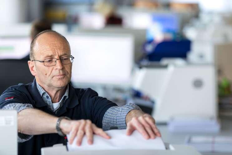 Dokumenten- und Datensicherheit