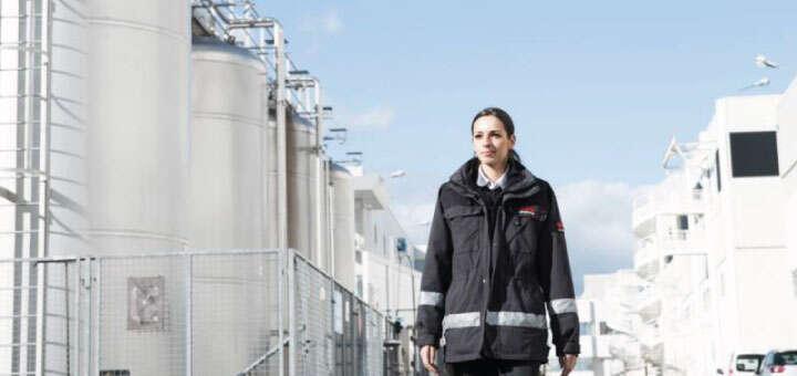 Entreprises et autorites Securitas Belgium
