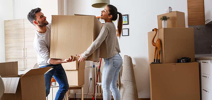 Je déménage, Ik verhuis, Solutions particuliers Securitas Belgium