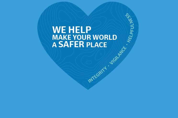 Cílem bezpečnostní agentury Securitas je pomáhat dělat váš svět bezpečnější