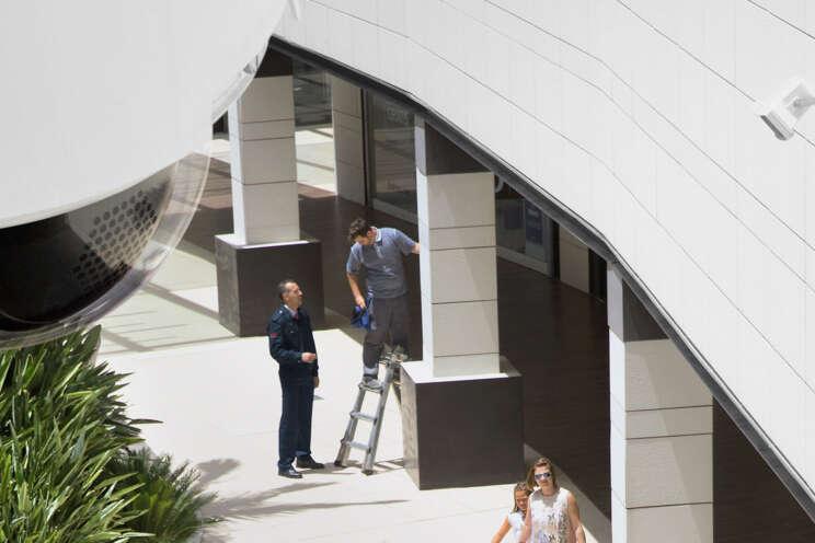 Sicherheitstechnik: Videoüberwachung