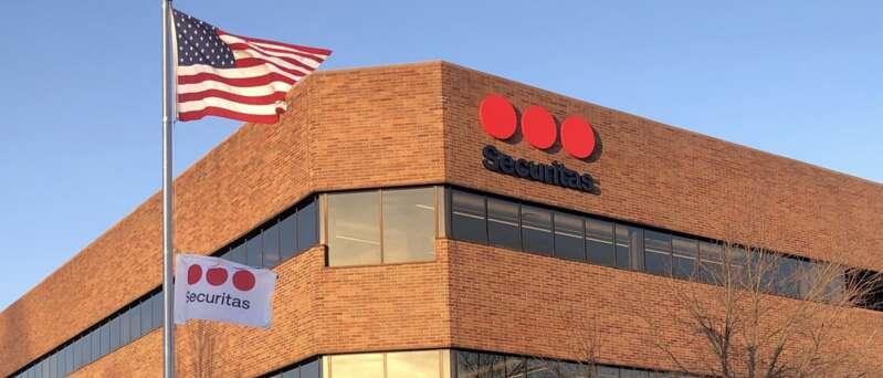 Securitas North American Headquarters building.