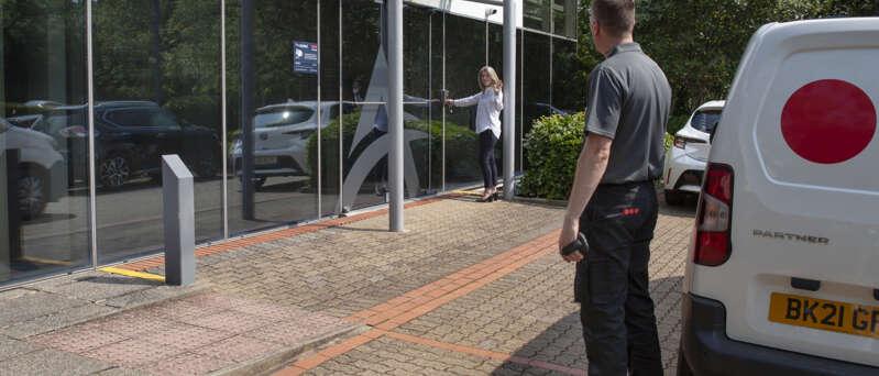 Mobile escort for lone workers - Securitas UK