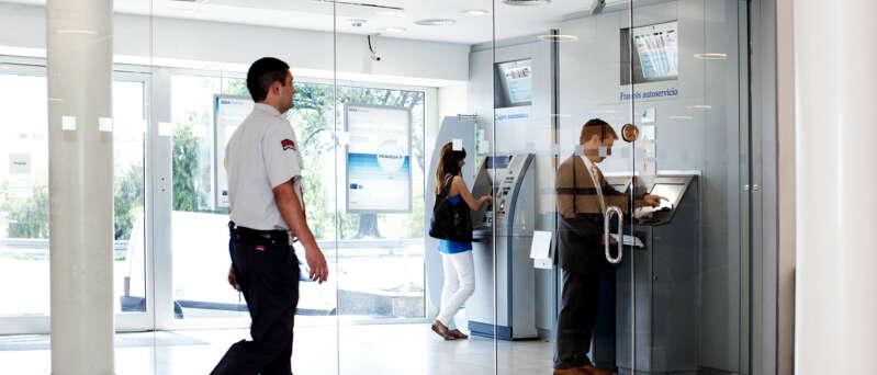 Securitas Branchenlösungen Finanzsektor