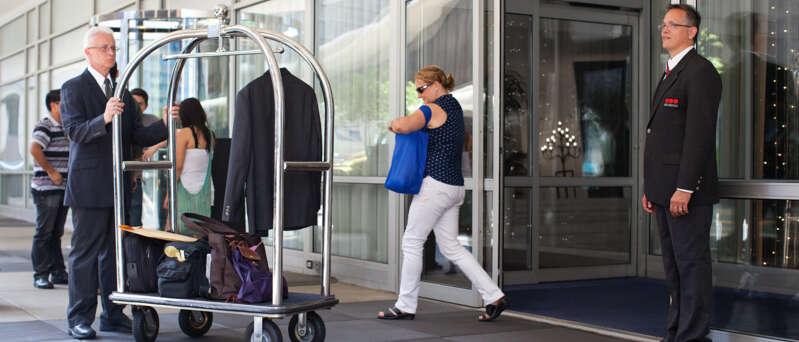 Securitas Hotelsicherheit