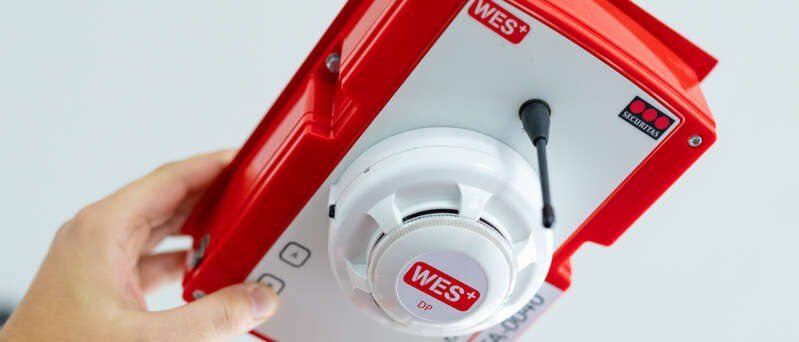 Securitas Mobile technische Brandschutzlösungen