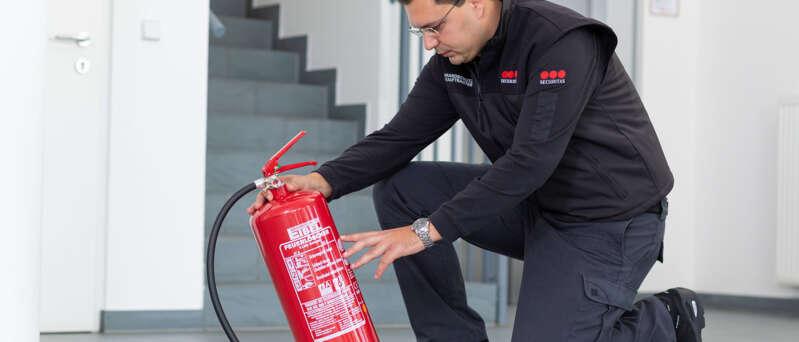 Securitas Brandschutzbeauftragter