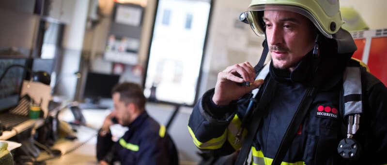 Securitas zajišťuje služby v oblasti BOZP i požární ochrany