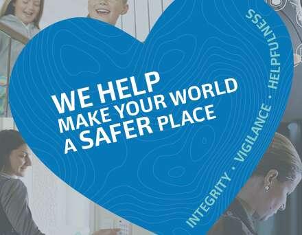 Securitas pomáhá dělat váš svět bezpečnějším