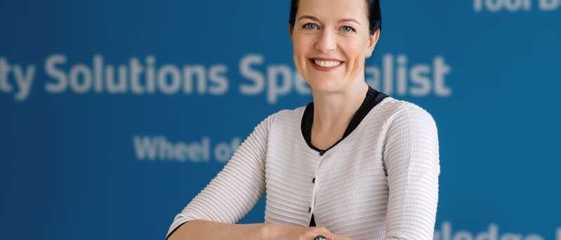 Carmen Schmieder, CFO Securitas Deutschland