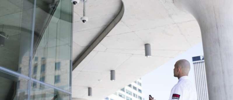 Strategií Securitas je být spolehlivým dodavatelem komplexních bezpečnostních služeb.