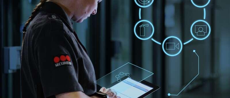 Služby fyzické ostrahy objektů a osob Securitas jsou digitalizovány.