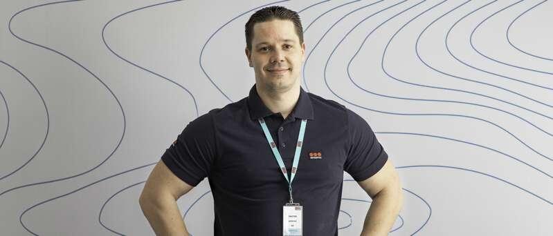 Petr pracuje v zásahové jednotce Securitas v Brně.