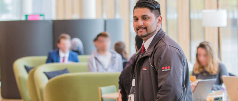 Careers at Securitas - find your next role