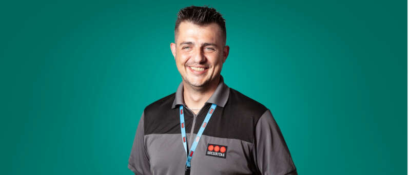 Securitas UK | Meet our people - Kevin - mobile driver
