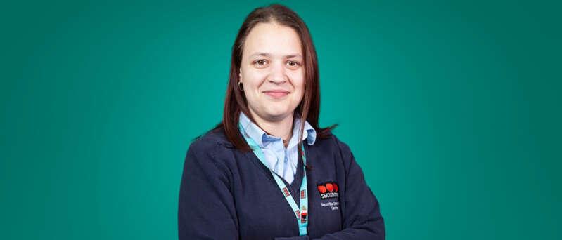 Securitas UK | Meet our people - Nicola - Alarm Remote Centre team leader