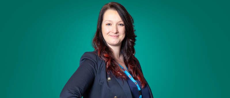 Securitas UK | Meet our people - Sarah - Strategic Development Manager
