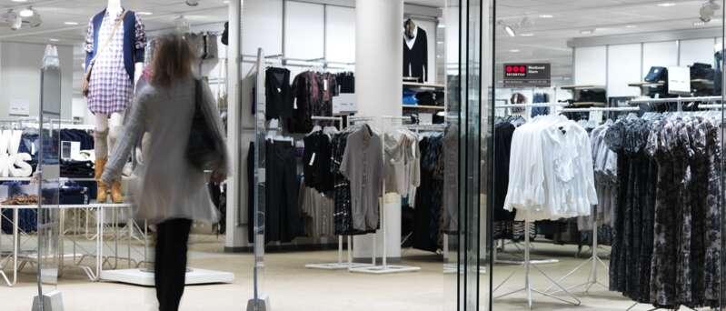 Seguridad Electrónica Securitas para tiendas departamentales.