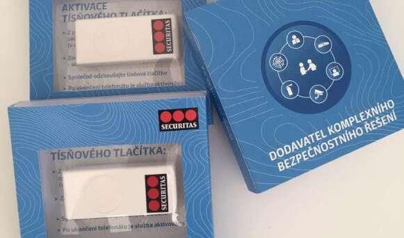 Tísňové tlačítko Securitas dokáže zachránit životy a zdraví. Využívá AI