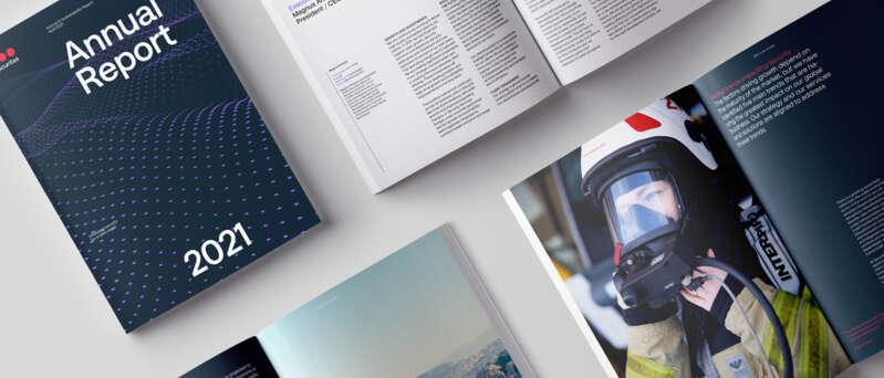 Právě byla zveřejněna Výroční zpráva a zpráva o udržitelném rozvoji Securitas AB 2020