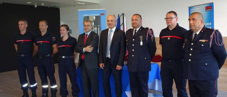Securitas, employeur partenaire des sapeurs-pompiers