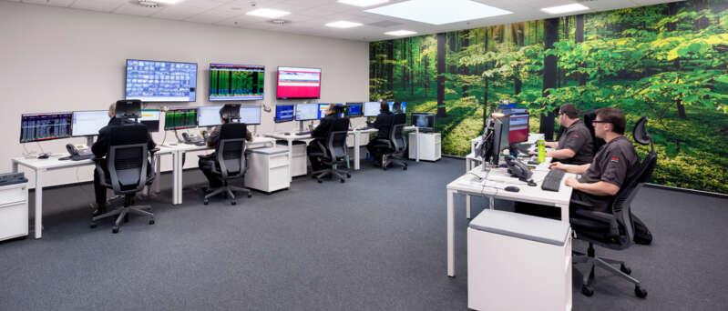 Dohledové centrum Securitas Operation Center - špičkové pracoviště vzdáleného dohledu