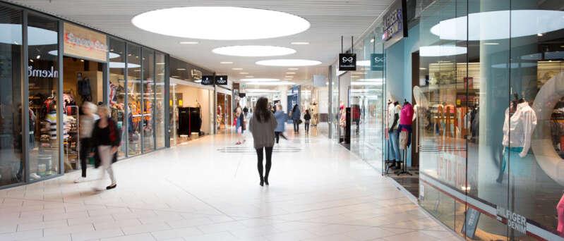 Securitas zajistí ochranu obchodů a obchodních centrem moderními technologiemi.